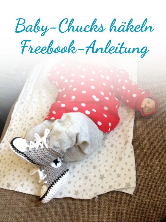 Baby Chucks Häkeln Kostenlose Anleitung Gutentagfrauauge