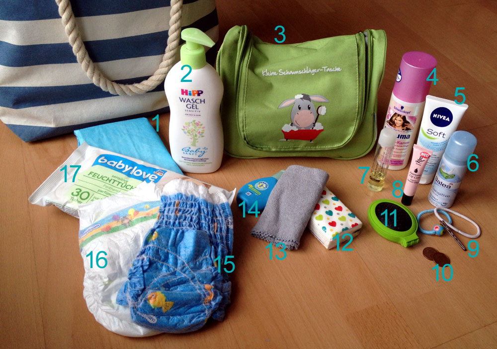 whats_in_my_bag_babyschwimmen