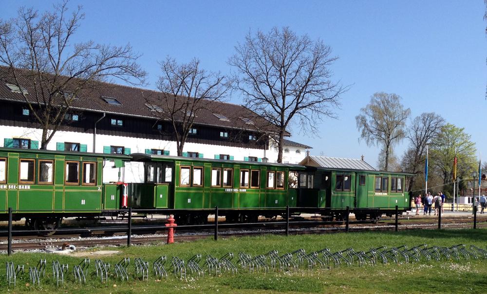 Chiemsee-Bahn